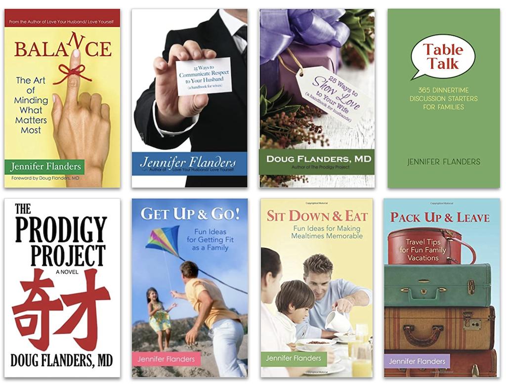 Books We Authored
