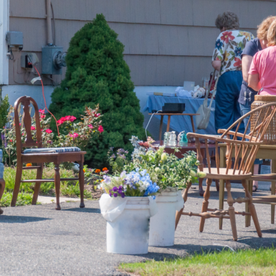 Successful Garage Saling: Tips to Shop or Sell