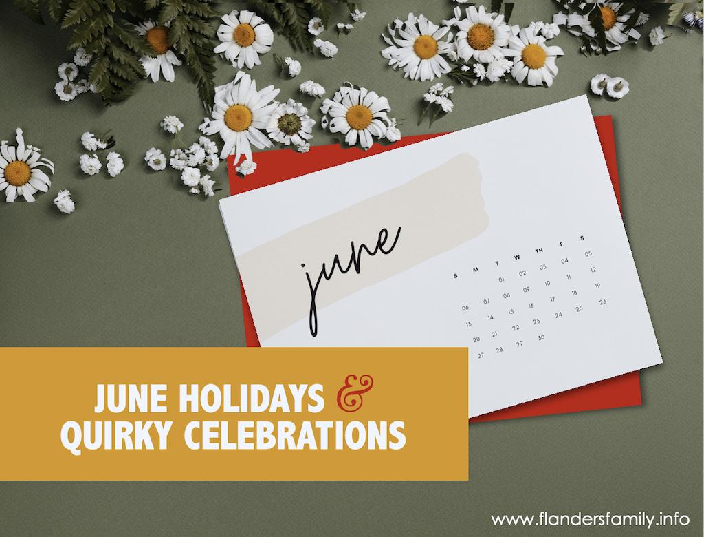 June Holidays