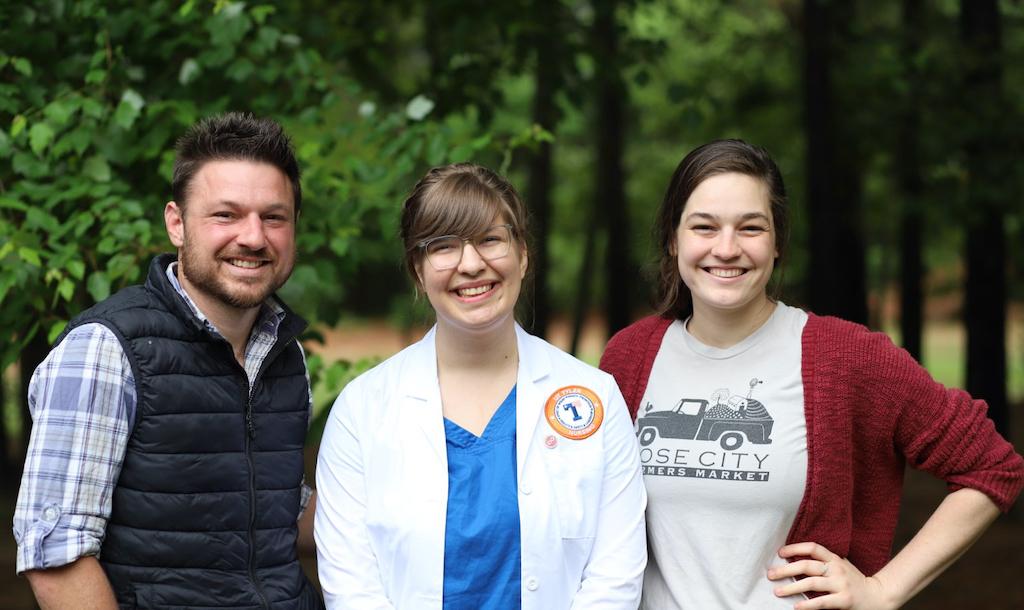 Our 3 Nurses