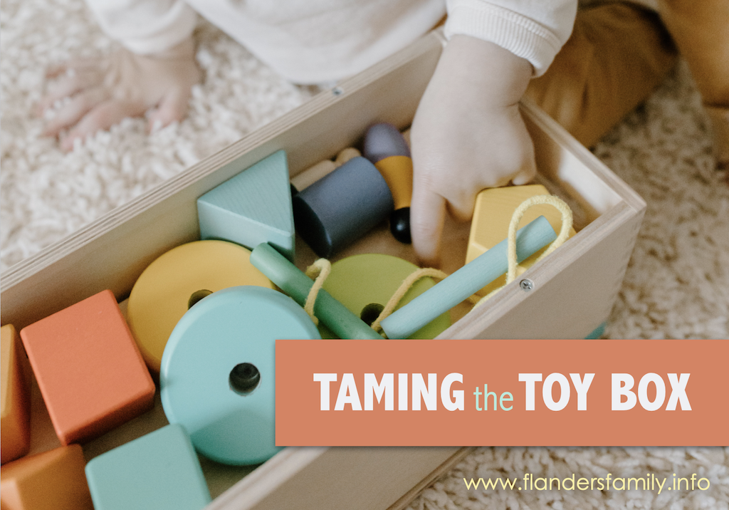 Taming the Toybox