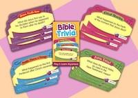 Bible Trivia Card Game