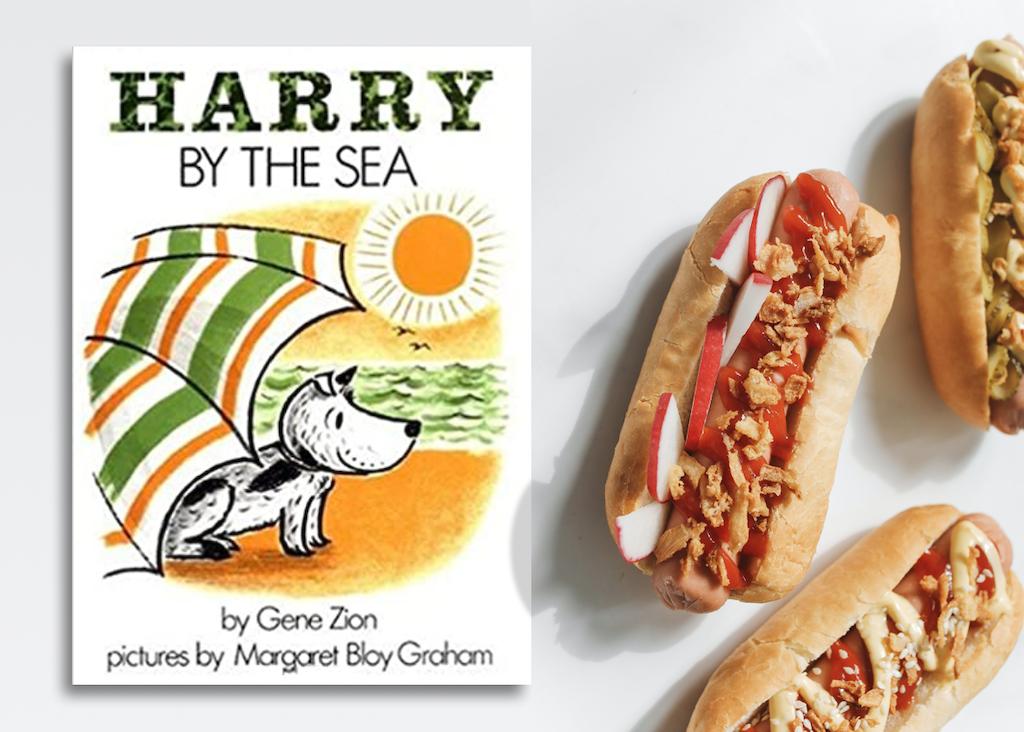 June Holidays - Hot Dog Day