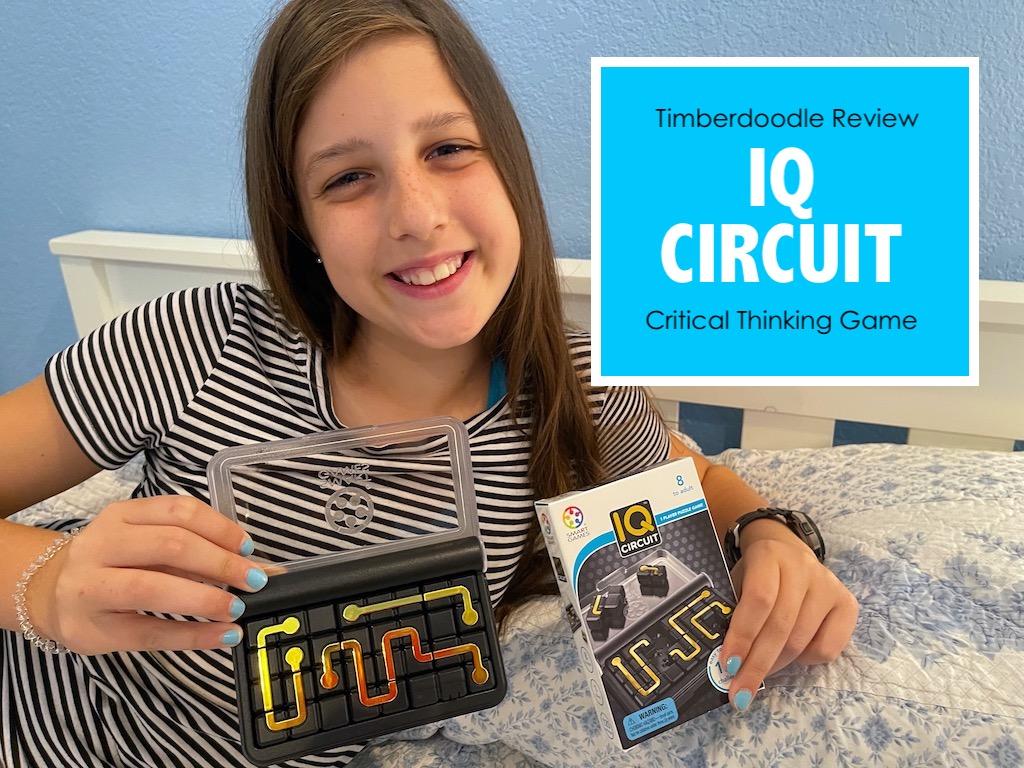 IQ Circuit Thinking Game