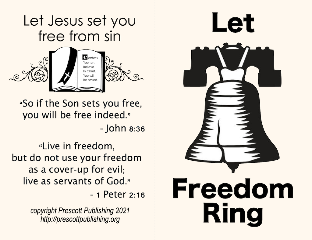 Let Freedom Ring Tract
