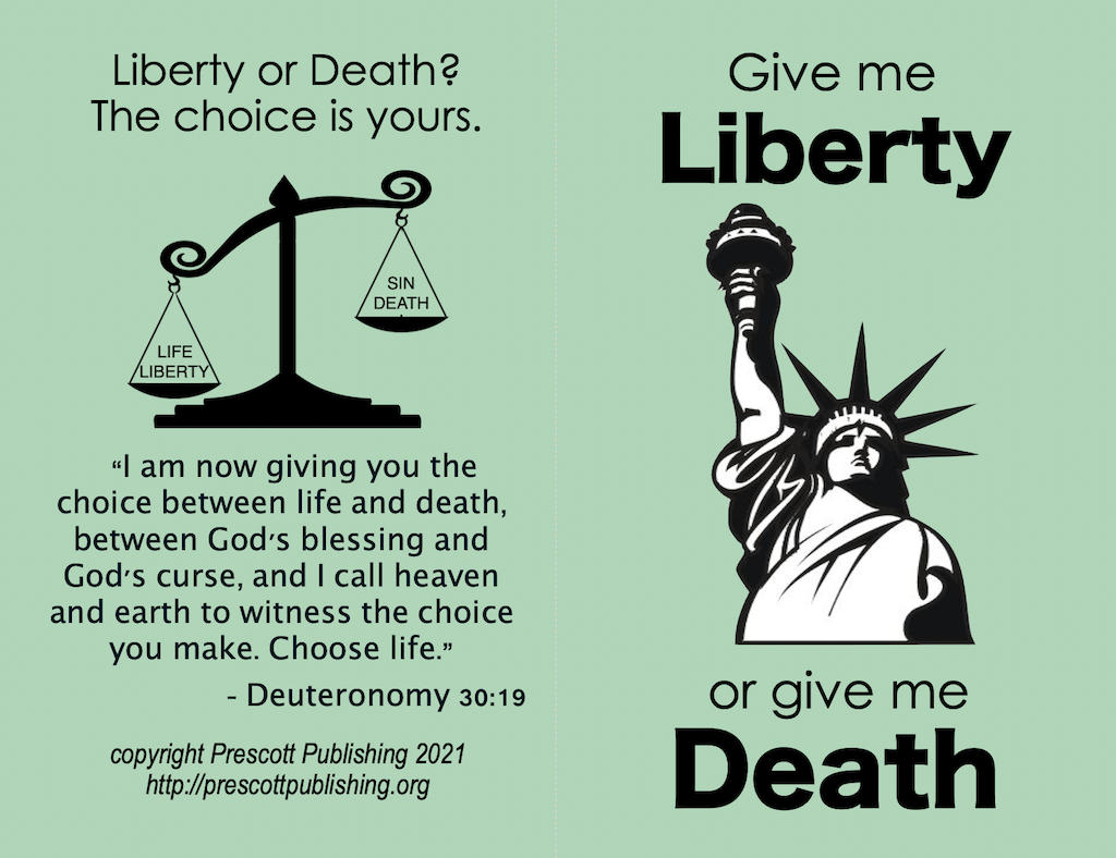 Liberty or Death Tract