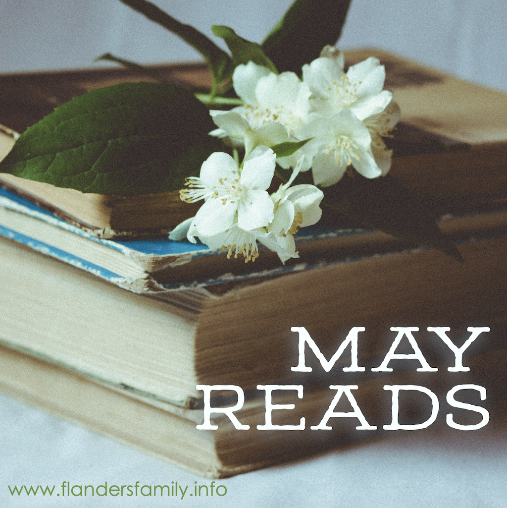 All of Grace and Other May Reads
