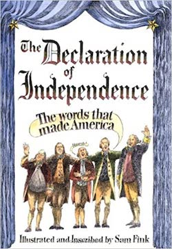 Patriotic Picture Books - The Declaration of Independence