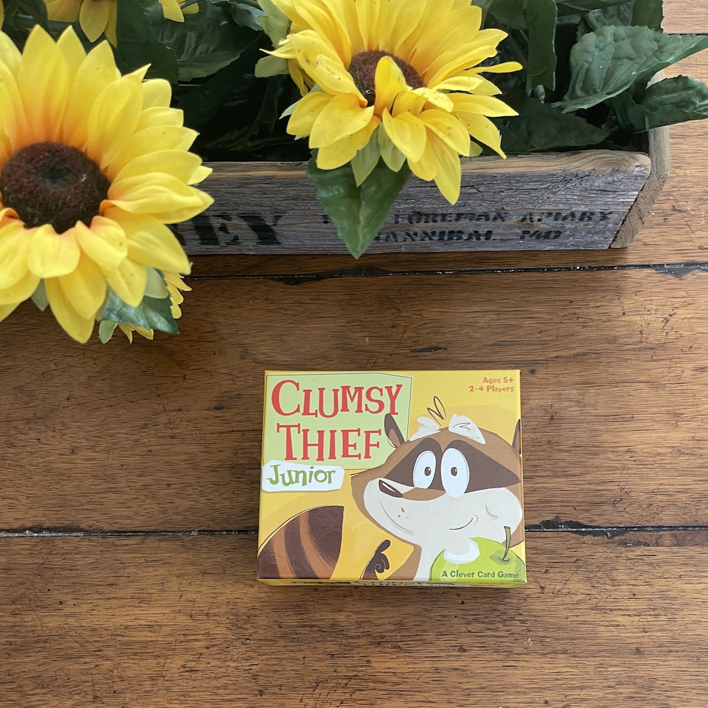 Clumsy Thief Card Game