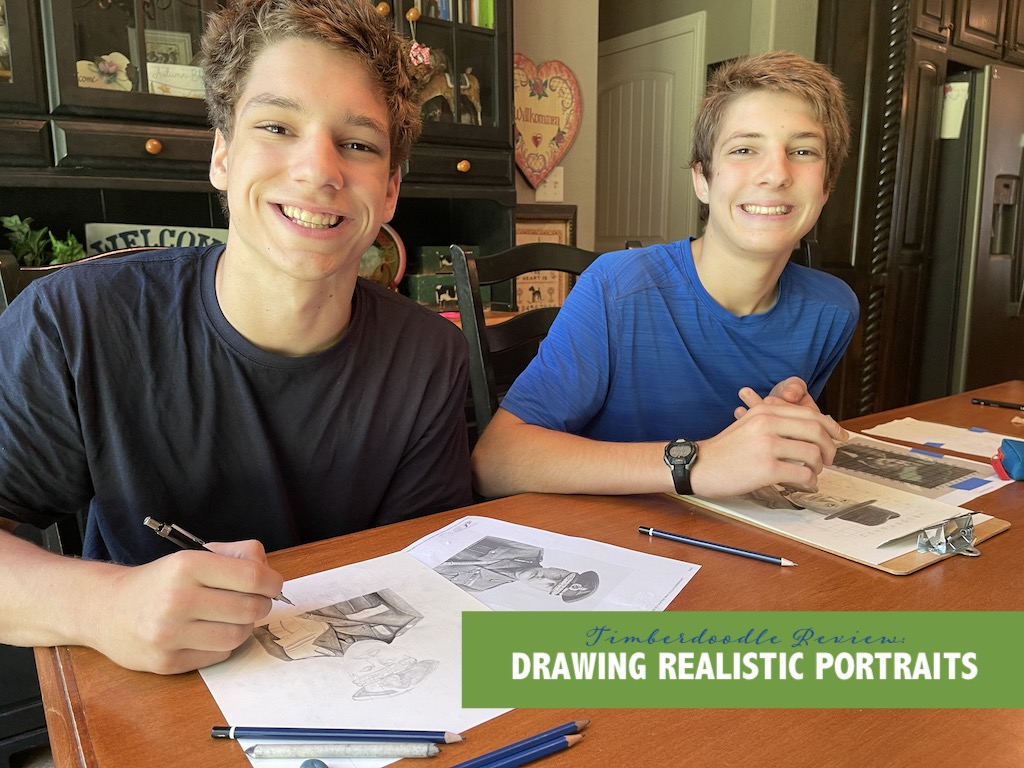 Drawing Realistic Portraits