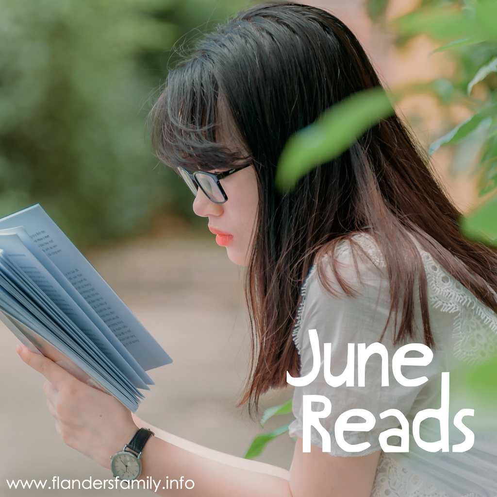 Tyrannosaurus Wrecks and Other June Reads