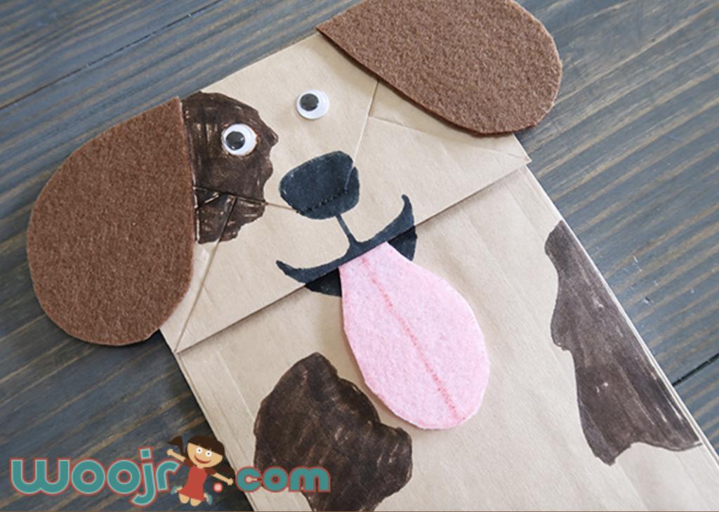 Paper Bag Puppets
