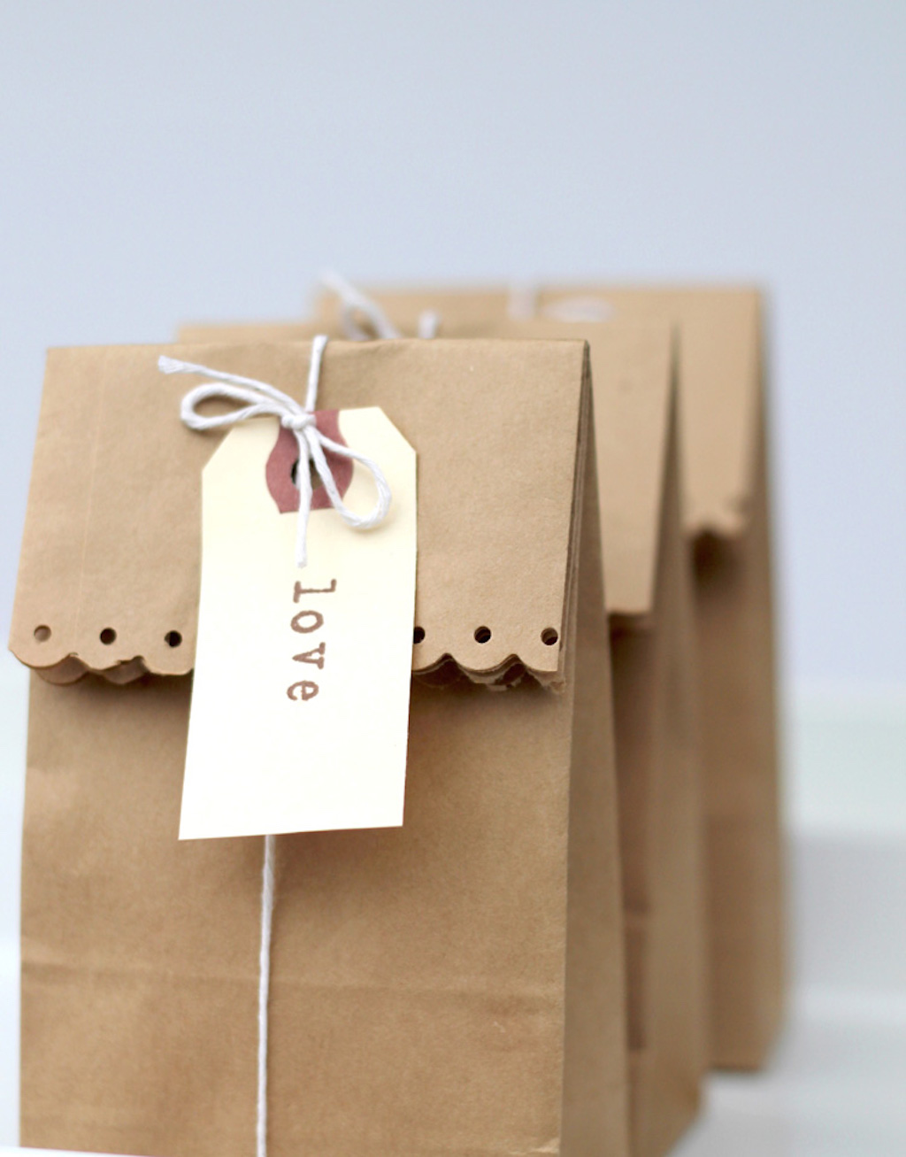 Simple Gift Bags