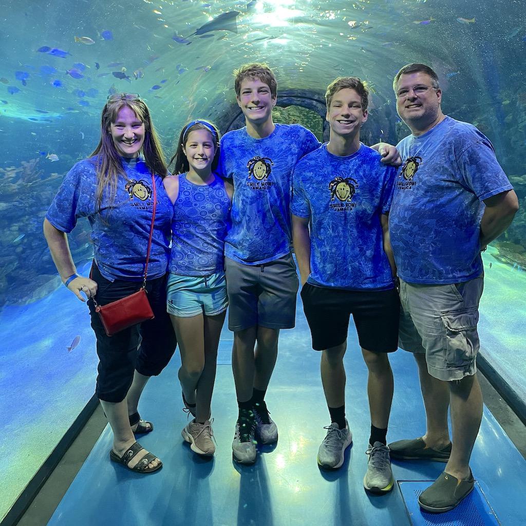 Aquarium at the Boardwalk
