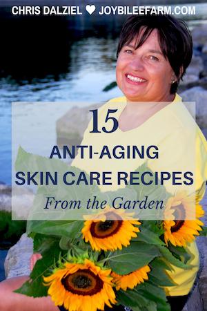 15 Anti-Aging Skin Care Recipes