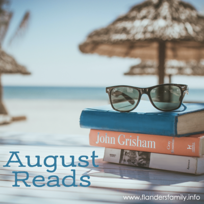 Swiss Family Robinson (& More August Reads)