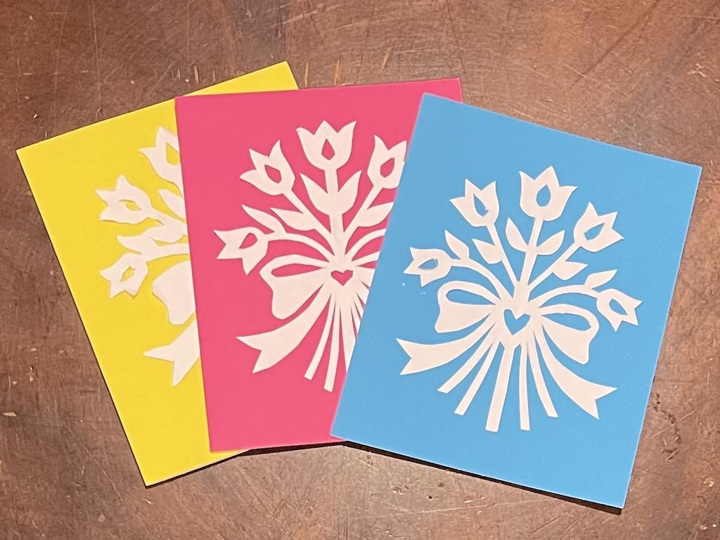 scherenscnitte cards