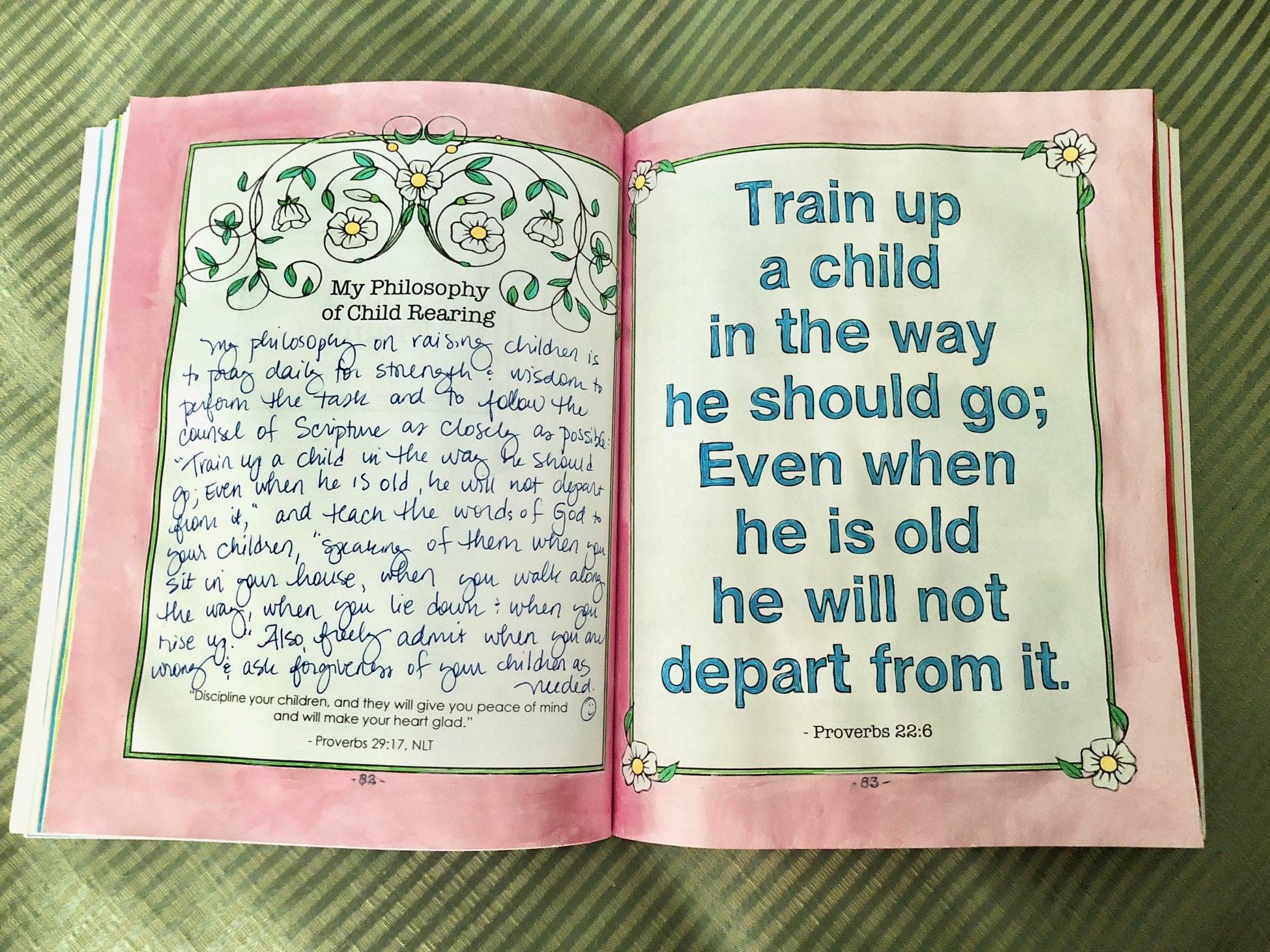 Devotional Journal by Jennifer Flanders