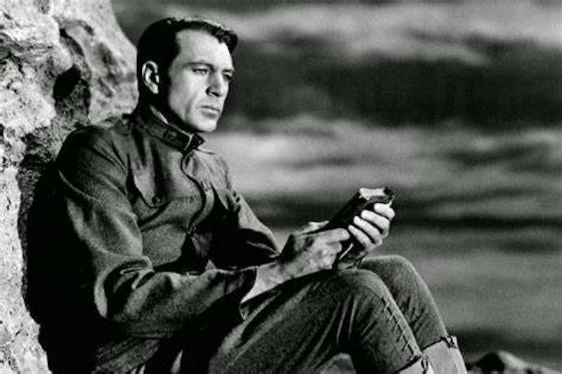 Gary Cooper as Sergeant York