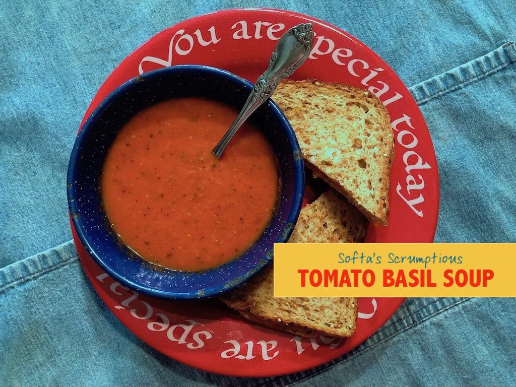Softas Tomato Basil Soup