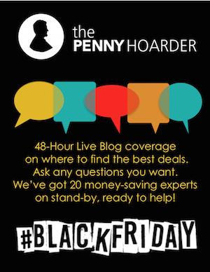Find the best Black Friday Deals through Penny Horder